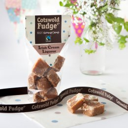 Cotswold Fudge - Irish Cream Liqueur - 150g