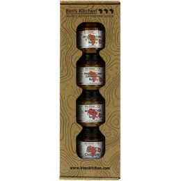 Bims Kitchen African Relish Set