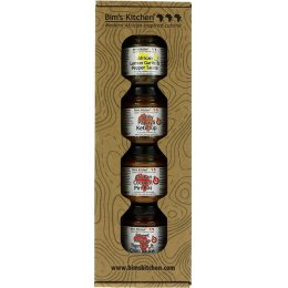 Bims Kitchen African Sauce Set