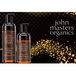 John Masters Organics Mens Collection Shaving Gift Set