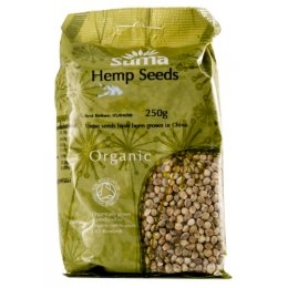 Suma Prepacks Organic Hemp Seeds 250g