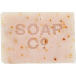 The Soap Co Geranium & Rhubarb Eco Soap Bar - 125g
