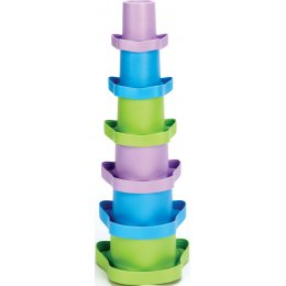 Green Toys Recycled My First Stacking Cups Set