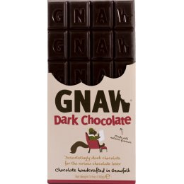 Gnaw Dairy Free Dark Chocolate Bar - 100g