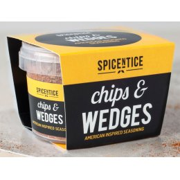 Spicentice Gourmet Chips & Wedges Spice Kit - 50g