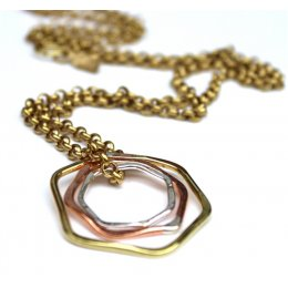 LA Jewellery Recycled Nourish Necklace