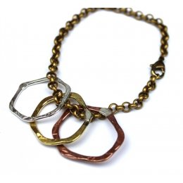 LA Jewellery Recycled Nourish Bracelet