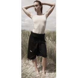 Marzipants Capri Shorts - Black