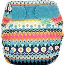 Easyfit Star Print Reusable Nappy - Kaleidoscope