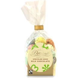 Divine Milk Chocolate Speckled Eggs - 159g