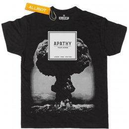 All Riot Apathy Pour Homme T-Shirt