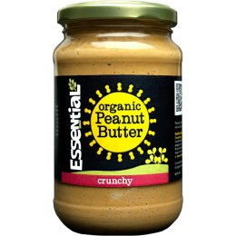 Essential Trading Crunchy Peanut Butter - Salted - 350g