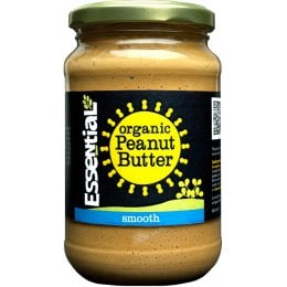 Essential Trading Smooth Peanut Butter - Salted - 350g