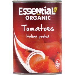 Essential Trading Tomatoes Tinned Whole - 400g