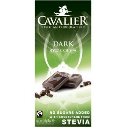 Cavalier Belgian Dark Chocolate 85g