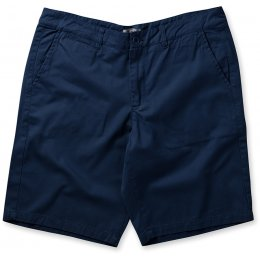 Thought Organic Cotton Anson Shorts - Navy