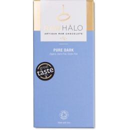 Raw Halo Pure Dark Bar - 70g