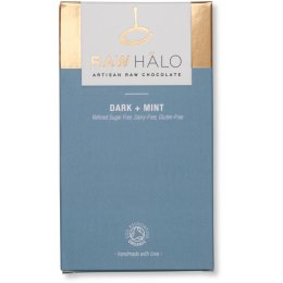 Raw Halo Dark & Mint Bar - 35g