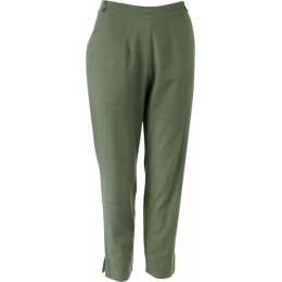 Nomads Narrow Leg Trousers - Khaki