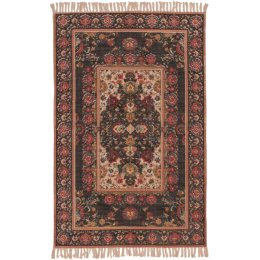 Cotton Printed Tala Rug