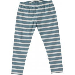 Pigeon Organics Adriatic Blue Long Leggings