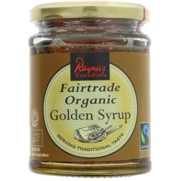 Rayners Fairtrade Organic Golden Syrup - 340g