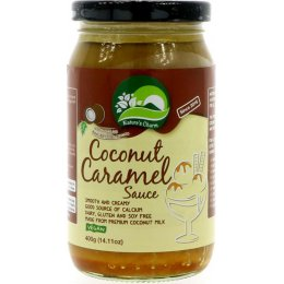 Natures Charm Coconut Caramel Sauce - 400g