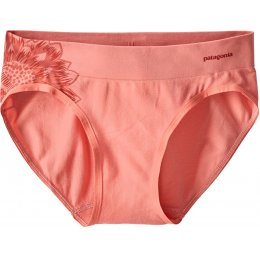 Patagonia Active Mesh Briefs - Pink Peak Cereus Graphic