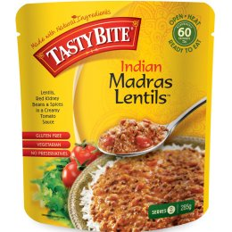Tasty Bite Indian Madras Lentils - 285g