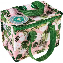 Recycled Lunch Bag - Tropical Palm