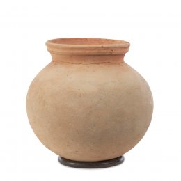 Hendra Reclaimed Clay Pot - Small