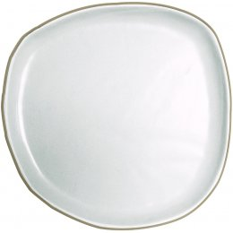 Handmade Fennel Dinner Plate