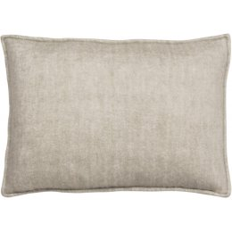 Sherpa-Backed Cushion Cover