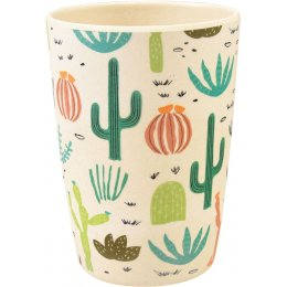 Desert In Bloom Bamboo Tumbler - 400ml