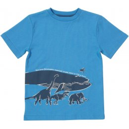 Kite Blue Whale T-Shirt