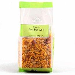 Suma Prepacks Organic Bombay Mix 250g test