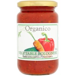 Organico Vegetable Bolognese Sauce - 360g