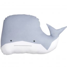 Fabelab Animal Cushion - Witty Whale