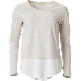 Thought Oatmeal Elowen Top