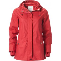 Thought Soft Red Illia Coat