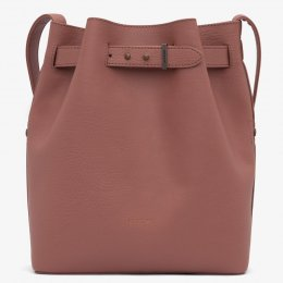 Matt & Nat Lexi Mini Vegan Bucket Bag - Clay