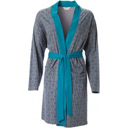 Nomads Printed Dressing Gown