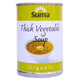 Suma Thick Vegetable Soup 400g