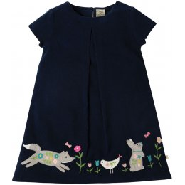 Frugi Holly Cord Dress - Alpine Friend