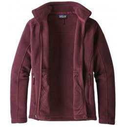 Patagonia Womens Classic Synchilla Jacket - Dark Currant