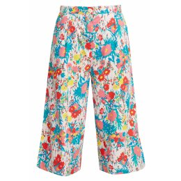People Tree Floral Lillian Culottes