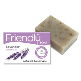 Friendly Soap Lavender Bath Soap - 95g