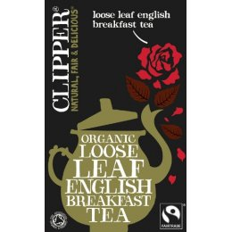 Clipper Fairtrade English Breakfast Tea Loose Leaf 125g