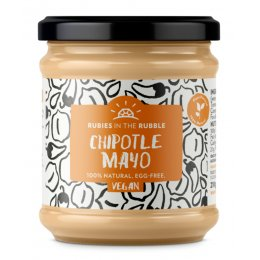 Rubies Chipotle Aquafaba Mayonnaise - 190g