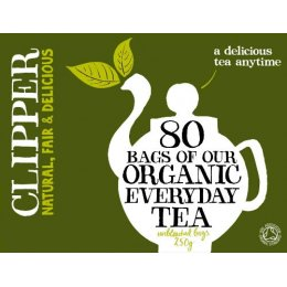 Clipper Organic Blend Tea - 80 Bags